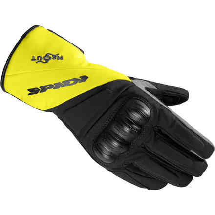 Tx-T gloves black yellow fluo Spidi