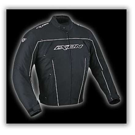 Typhon  Black   Jacket Ixon
