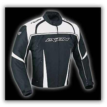 Typhon  Black /White  Jacket Ixon