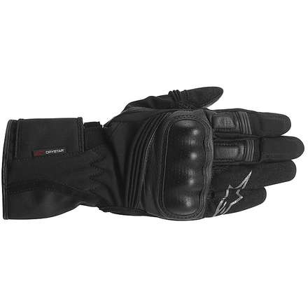 Valparaiso Drystar Black Gloves Alpinestars