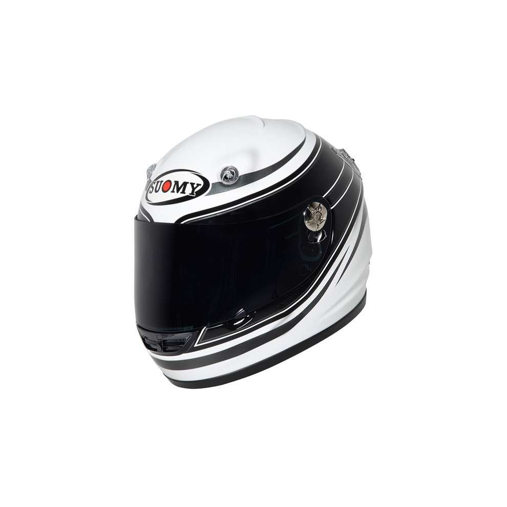 Vandal Royal Grey Helmet Suomy