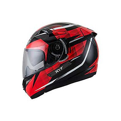 Venom Diamond helmet Black-Red KYT