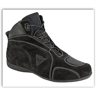 Vera Cruz Black D1 Shoes Dainese