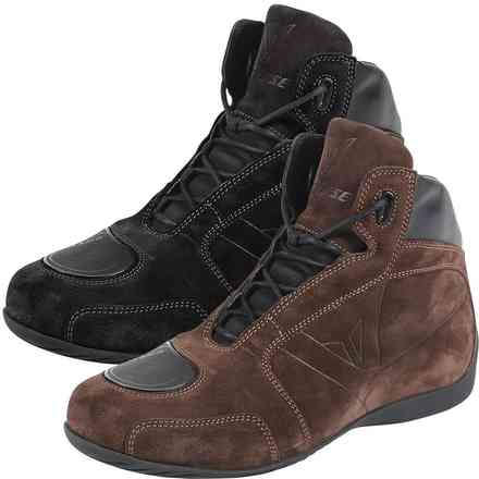 Vera Cruz D1 shoes dark Brown Dainese