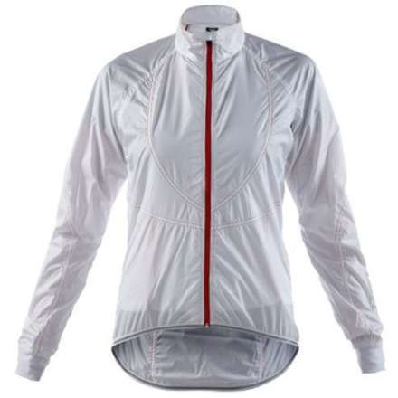 Veste blanche Wind Power Full Zip  Dainese
