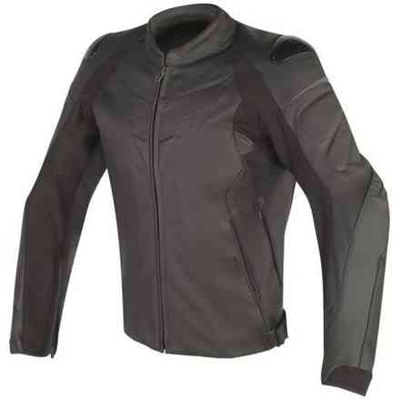 Veste en cuir Fighter perforé Dainese