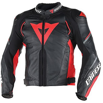 Veste en cuir Super Speed D1 Dainese