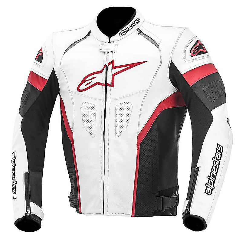 Veste leather Gp Plus R Alpinestars