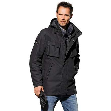 Veste M-Combat H2Out noir Spidi