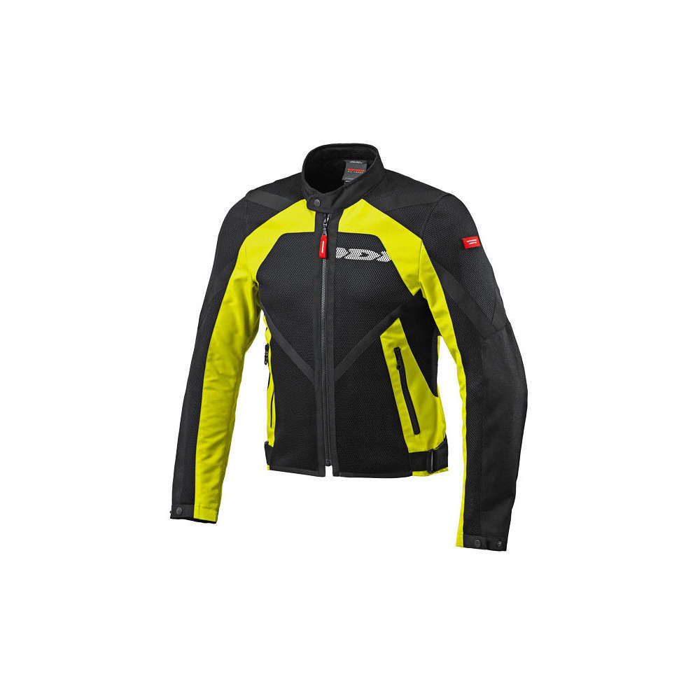 Veste  Netstream jaune fluo Spidi