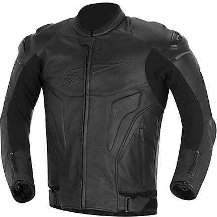 Veste Phantom Black Shadow Noir Alpinestars