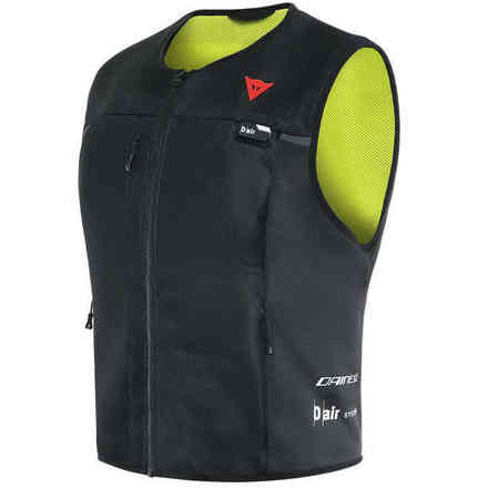 Veste Smart Jacket Air Black gilet Dainese