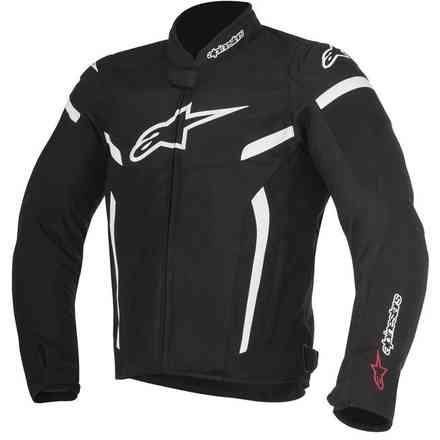 Veste T-Gp Plus R V2 Air noir blanc Alpinestars