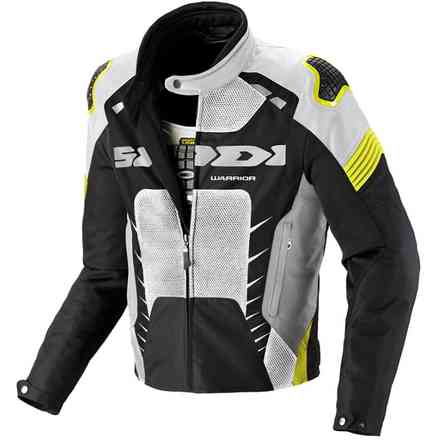 Veste Warrior Net jaune fluo Spidi