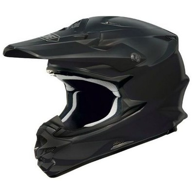 Vfx-w Matt Black Helmet Shoei