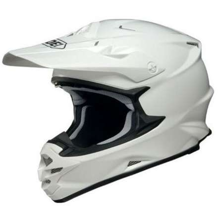 Vfx-w White Helmet Shoei