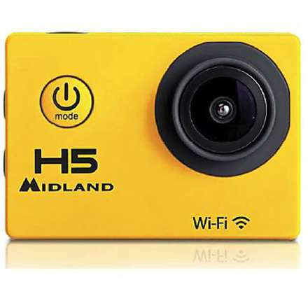 Video camera H5 full HD wi-fi Midland