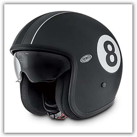 Vintage Eight 9 Bm  Helmet  Premier