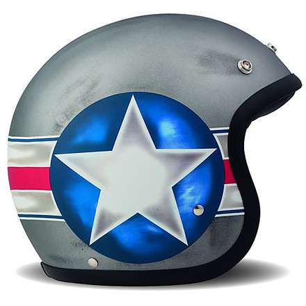 Vintage Fighter Helmet  DMD