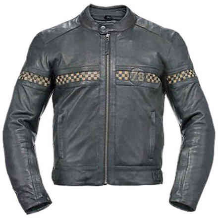 Vintage Leather Jacket Axo