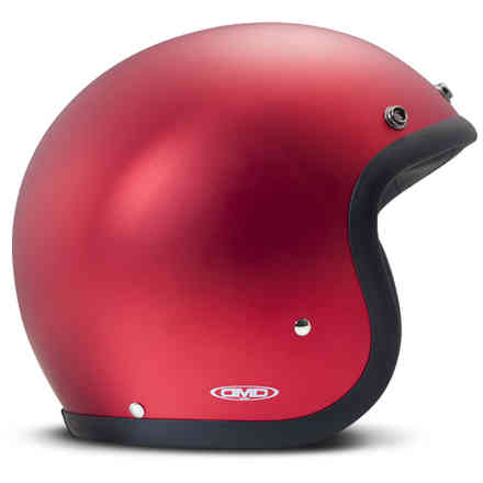 Vintage Metallic Red helmet DMD