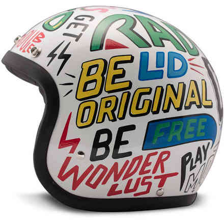 Vintage Words Helmet DMD