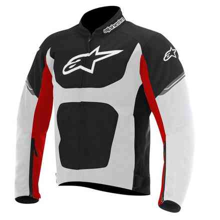 Viper Air  black-white-red Jacket  Alpinestars