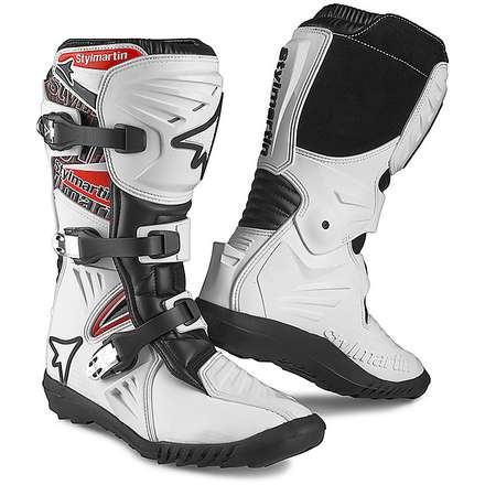 Viper XR Boots white Stylmartin