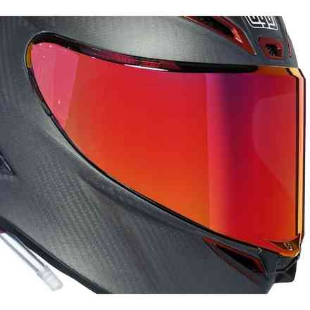 Visiera Race RR iridium red Agv