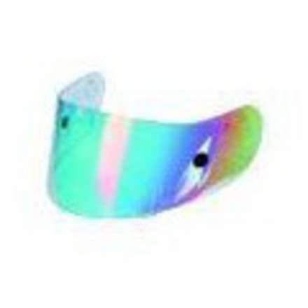 Visor for Gp-tech and T-2 iridum rainbow Agv