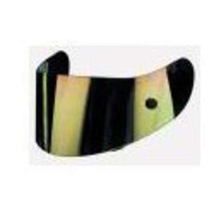 Visor fur Gp-tech E T-2 iridium gold Agv