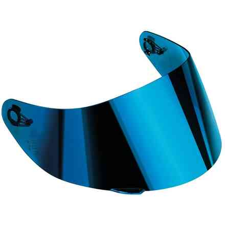 Visor Gt2-1 Iridium Blue ML-L-XL-XXL Agv