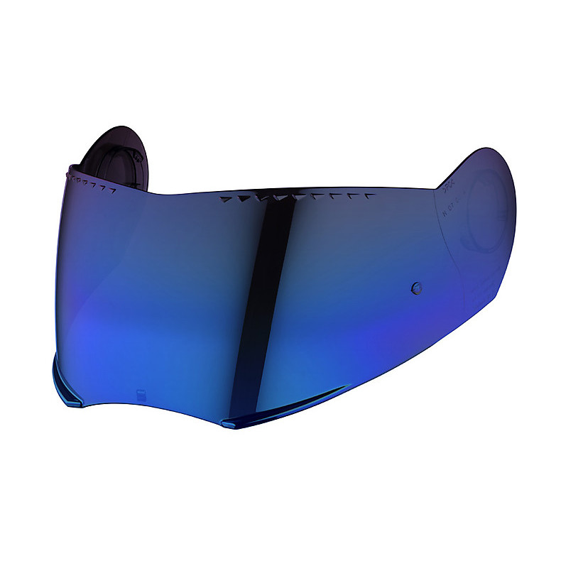 Visor Sv1 Blue Mirror C3-S2-C3 Pro TG.50-59 Prepared for Pinlock Schuberth