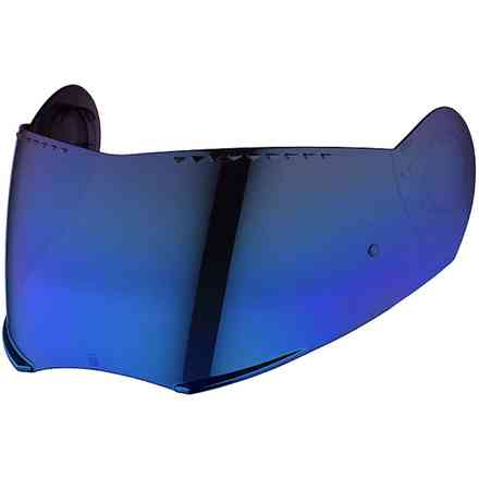 Visor Sv1 Blue Mirror C3-S2-C3 Pro TG.60-65 Prepared for Pinlock Schuberth