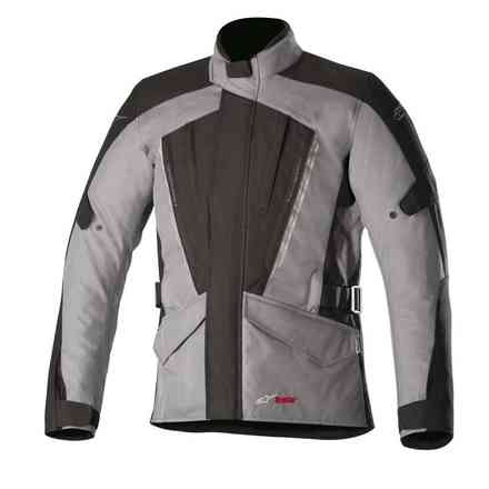 Volcano Drystar jacket black dark gray Alpinestars
