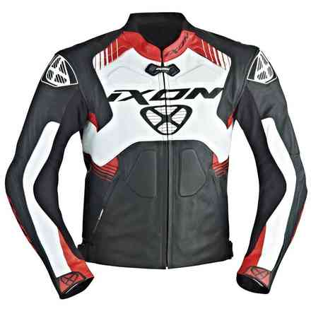 Voltage jacket black white red Ixon