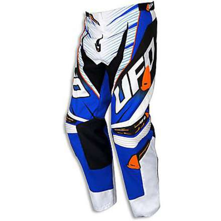 Voltage Pants blue-orange Ufo