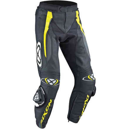Vortex Pants black grey yellow Ixon