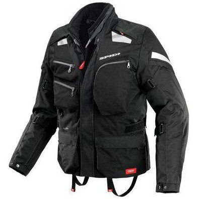 Voyager 3 H2Out Jacket black Spidi