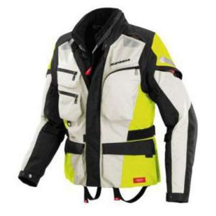 Voyager 3 H2Out Jacket yellow fluo Spidi