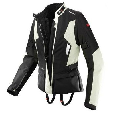 Voyager Woman Jacket black-ice Spidi
