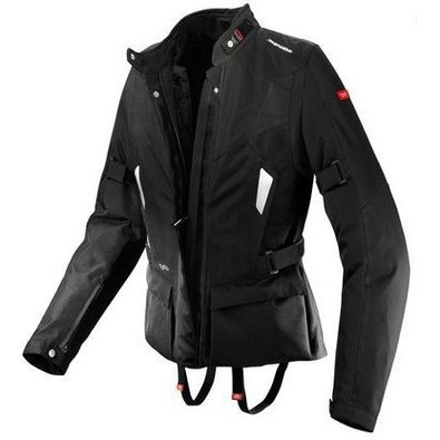 Voyager Woman Jacket black Spidi