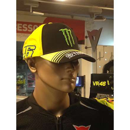 VR46 Monster hat VR46
