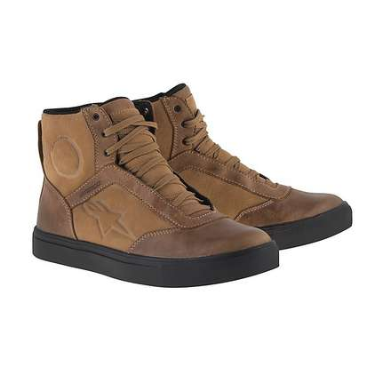 Vulk WP shoes brown Alpinestars