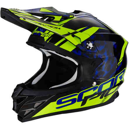 Vx-15 Evo Air Kistune Helmet Scorpion