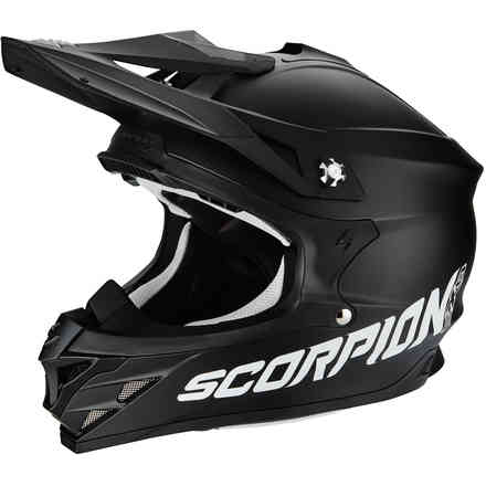 Vx-15 Evo Air matt black Helmet Scorpion