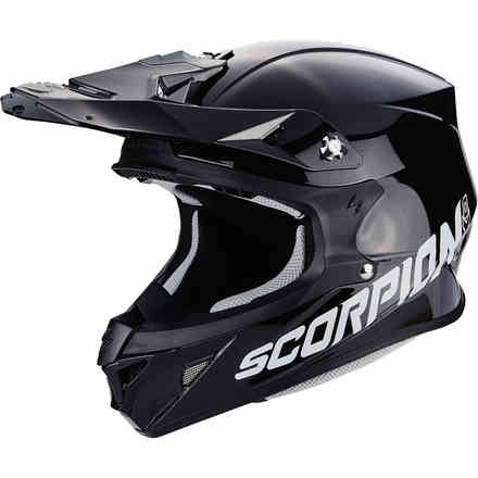 Vx-21 Air Solid Helmet Scorpion