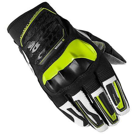 Wake Evo Gloves acid green - black Spidi