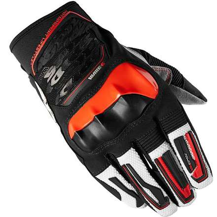 Wake Evo Gloves black-red Spidi