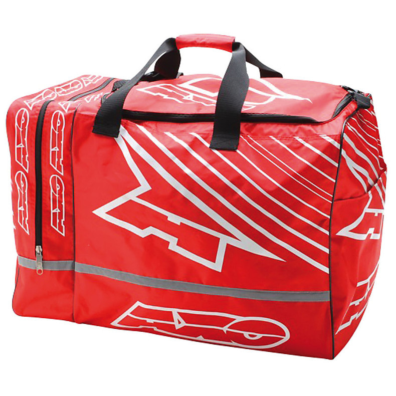Weekender Axo Red-White Bag Axo